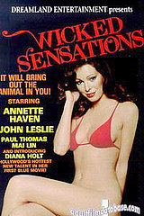 Wicked Sensations - classic porn - 1981