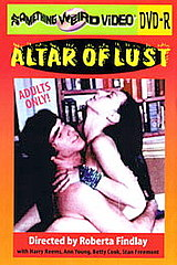 The Altar of Lust - classic porn - 1971