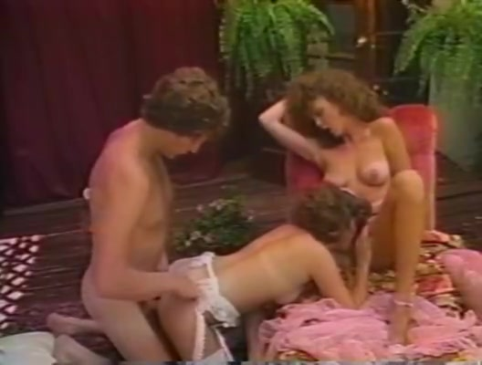 Honky Tonk Angels - classic porn film - year - 1988