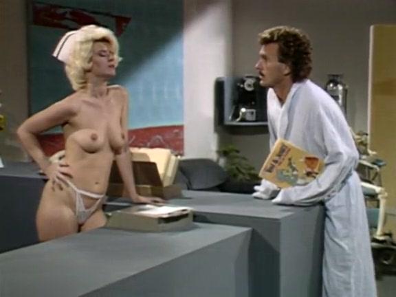 Nightshift Nurses - classic porn movie - 1987