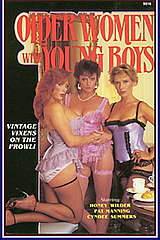 Older Women with Young Boys - classic porn - 1985