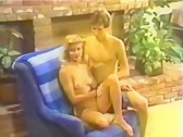 On Golden Blonde - classic porn - 1984