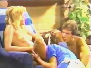 On Golden Blonde - classic porn movie - 1984