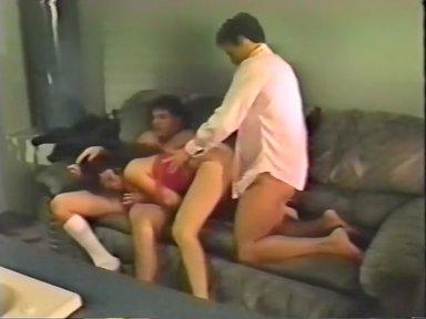 Fresh Tits Of Bel Air - classic porn movie - 1992