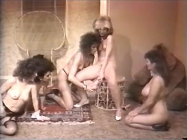 Bionca Just For You - classic porn movie - 1989