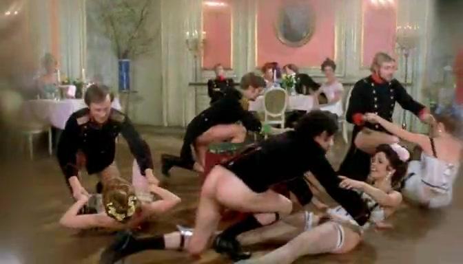 I Lejonets Tecken - classic porn movie - 1976