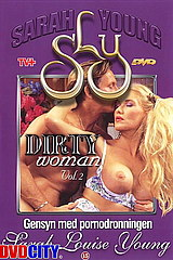 Dirty Woman 2 - classic porn film - year - 1989