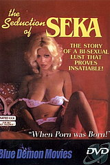 The Seduction of Seka - classic porn - 1981