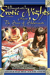 A Thousand and One Erotic Nights - classic porn movie - 1982
