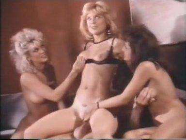 Female Aggressors - classic porn film - year - 1986