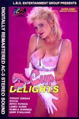 D Cup Delights - classic porn - 1987