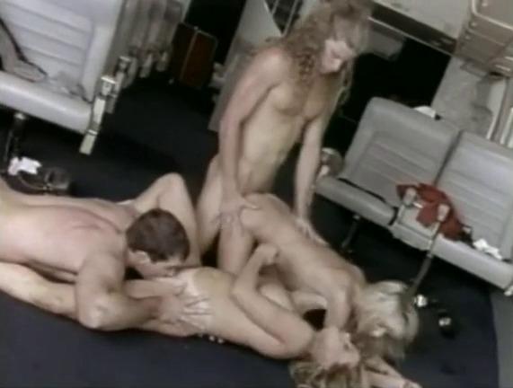 Passenger 69 - classic porn movie - 1995