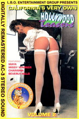 Hollywood Teasers 2 - classic porn movie - 1992