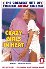 Crazy Girls In Heat - classic porn film - year - 1976