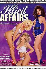Illicit Affairs - classic porn - 1989