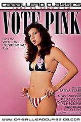 Vote Pink - classic porn movie - 1985