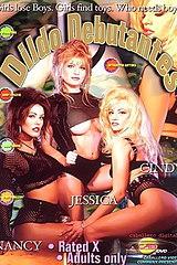 Dildo Debutantes - classic porn movie - 1995