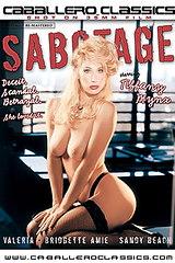 Sabotage - classic porn movie - 1994