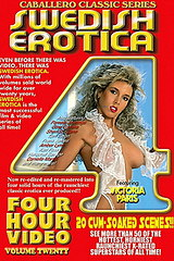 Swedish Erotica 20 - classic porn film - year - 1981