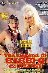 Legend Of Barbi-Q And Little Fawn - classic porn movie - 1994