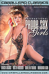 International Phone Sex Girls - classic porn movie - 1989