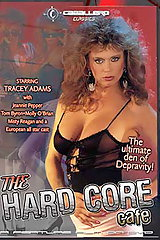 Hardcore Cafe - classic porn film - year - 1988