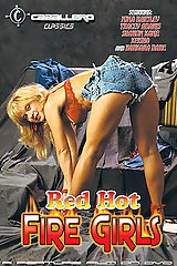 Red Hot Fire Girls - classic porn movie - 1989
