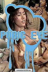 Pubic Eye - classic porn movie - 1992
