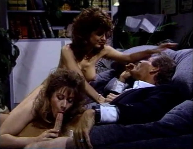 Seduction By Fire - classic porn movie - 1987