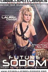 Future Sodom - classic porn movie - 1988