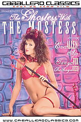 Ghostess With The Mostess - classic porn movie - 1988