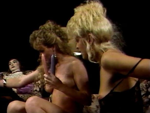 Hard Rocking Babes - classic porn film - year - 1987