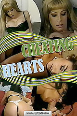 Cheating Hearts - classic porn film - year - 1994