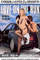 Love On The Run - classic porn movie - 1989