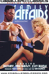 Family Affairs - classic porn film - year - 1990