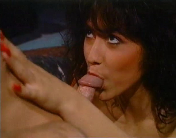 Hot On Her Tail - classic porn movie - 1990