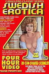 Swedish Erotica 21 - classic porn movie - n/a