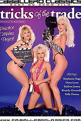 Tricks of the trade - classic porn film - year - 1988