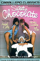 Sweet Chocolate - classic porn film - year - 1987