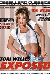 Tori Welles Exposed - classic porn movie - 1990