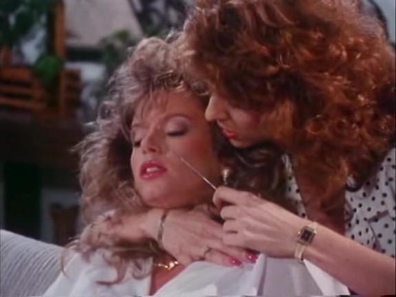 Amanda By Night 2 - classic porn film - year - 1988