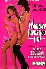 Whatever Turns You On - classic porn movie - 1987