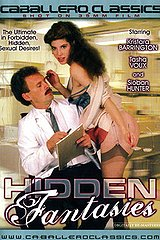 Hidden Fantasies - classic porn movie - 1986