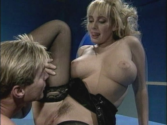 Juicy Sex Scandals - classic porn movie - 1991