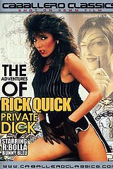 The Adventures of Rick Quick, Private Dick - classic porn film - year - 1984