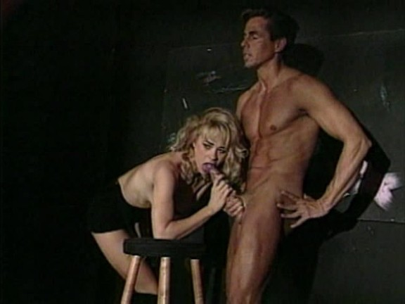 Buffy Davis Peter North vintage erotica