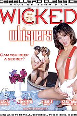 Wicked Whispers - classic porn - 1985