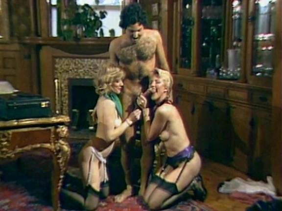 Ron Jeremy Screws The Stars - classic porn movie - n/a
