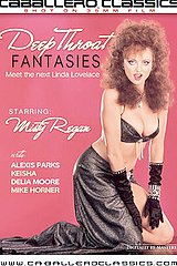 Deep Throat Fantasies - classic porn film - year - 1989