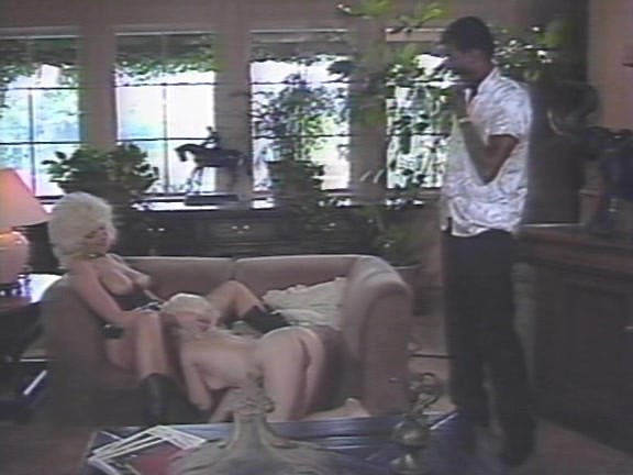 License To Thrill - classic porn movie - 1985